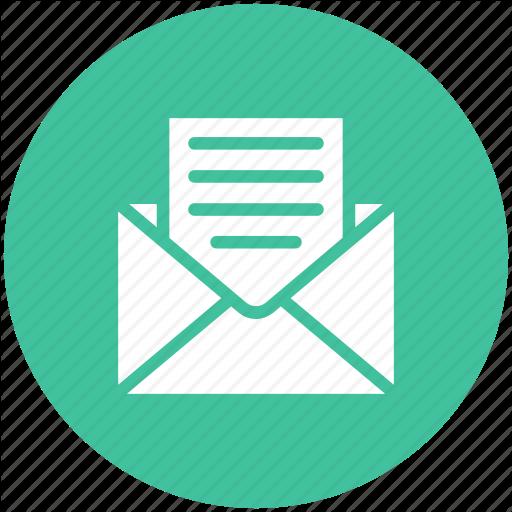 E Newsletter, Email Newsletter, Newsletter Icon Icon