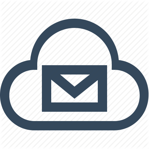 Cloud, Cloud Email, Cloud Mail, Cloud Message, Cloud Notification