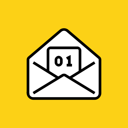 Envelope Outline Icon