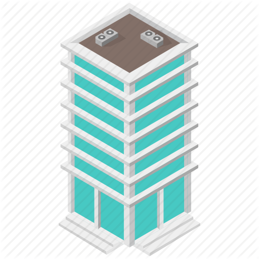 Building, Consulate, Embassy, Government Building, Large Building Icon