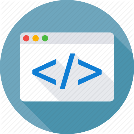 Browser, Coding, Development, Embed, Html, Web Icon