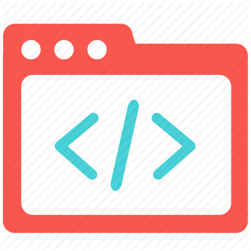 Code, Coding, Dev, Development, Embed, File, Folder Icon