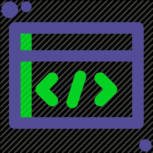 Developer, Embed, Html, Web Icon