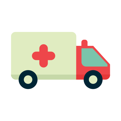 Ambulance, Ambulance Service, Medical Emergency Icon With Png