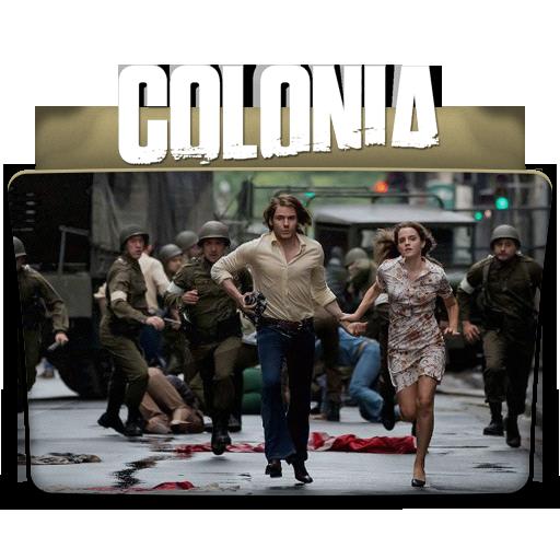 Colonia Folder Icon