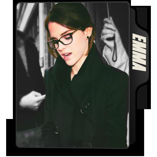 Emma Watson Folder Icon