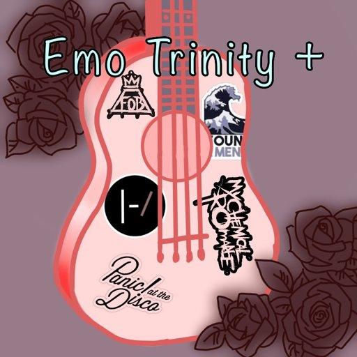 Emo Icon Emo Trinity + Amino