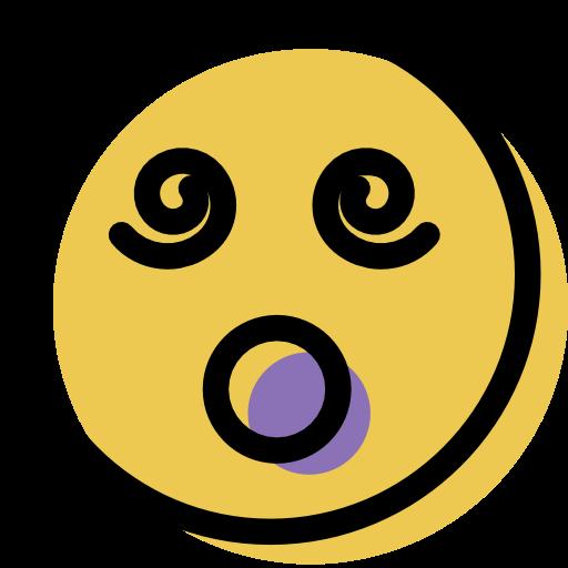 Surprised, Emoticon, Emo Icon Free Of Color Emoticons Assets