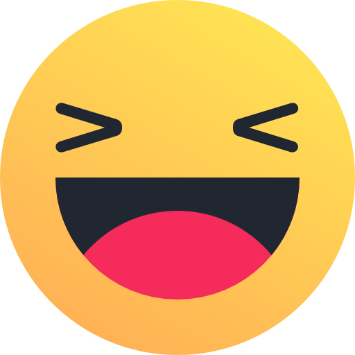 Happy, Emo, Emoticon, Face Icon Free Of Reactions Icons