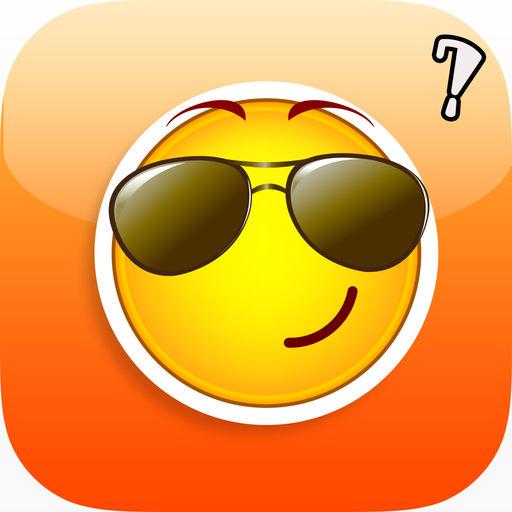 A Guess Emoji