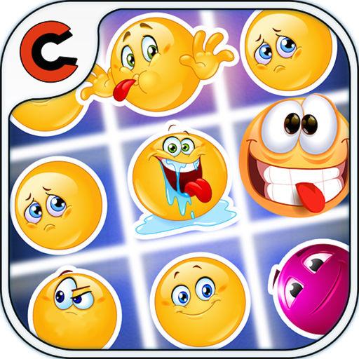 Emoji Crush Match Game Pravina Shah