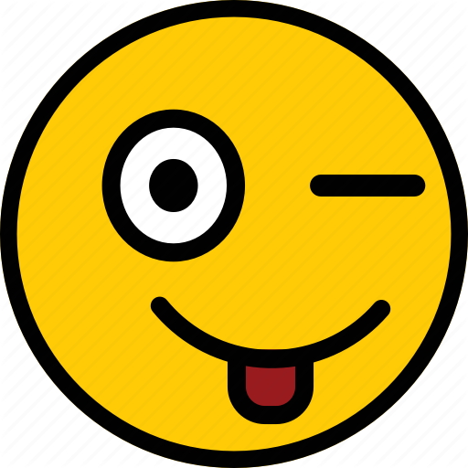Emoji, Emoticon, Expression, Mock, Smiley Icon