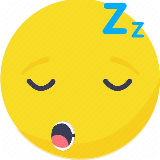 Emoji, Emoticon, Expressions, Sleep, Smiley Icon