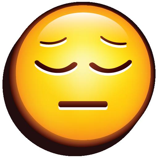 Emoji Consoling Icon Emoji Iconset Designbolts