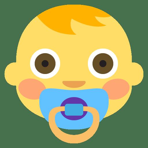 Baby Emoji Transparent Png
