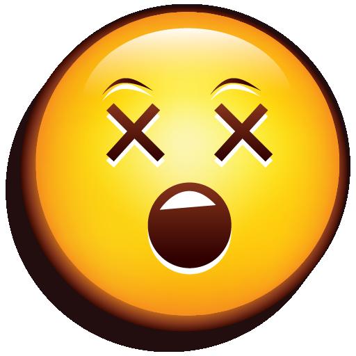 Emoji Unbelievable Icons Icon