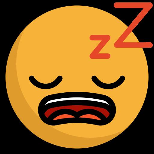 Sleepy Emoji Png Icon