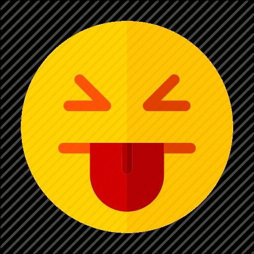 Emoji, Emoticon, Expression, Funny, Jeer, Jerk, Mock Icon