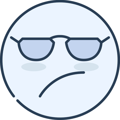 Boring, Emoji, Emotion, Emotional, Face Icon Free Of Emoji