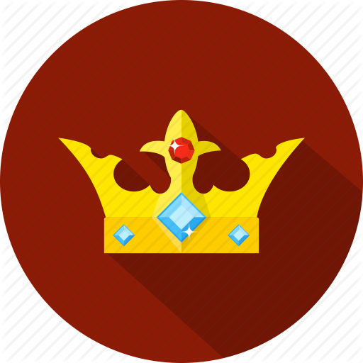 Amber, Authority, Crown, Emperor, Imperial, Royal, Winner Icon