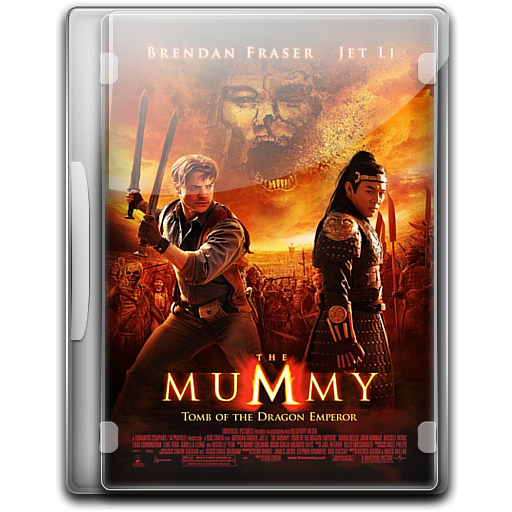 The Mummy Tomb Of The Dragon Emperor Icon Free Download As Png