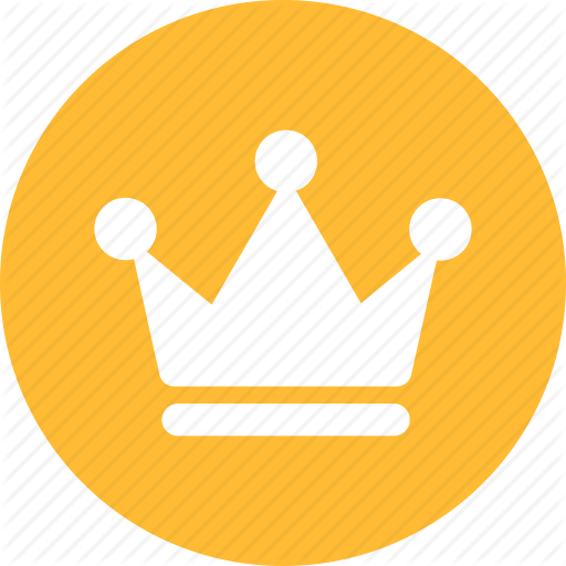 Best, Crown, Empire, King, Leader, Prince, Royalty Icon