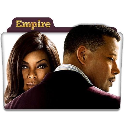 Empire Tv Series Folder Icon