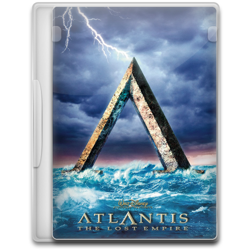 Atlantis The Lost Empire Icon Movie Mega Pack Iconset