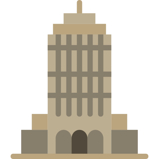 Empire State Building Building Png Icon