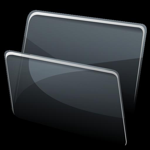 Blank, Empty, Folder, Hp Icon