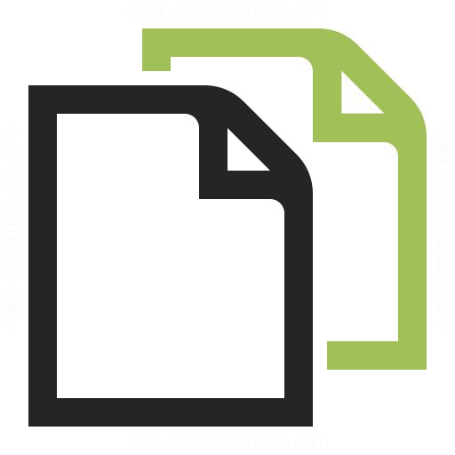 Documents Empty Icon Iconexperience