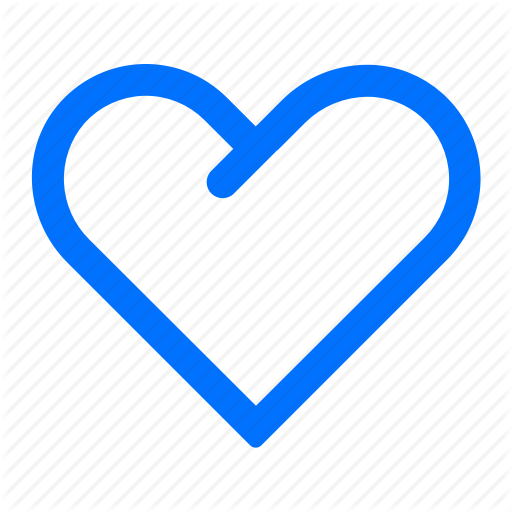 Empty, Favourite, Heart, Rating Icon
