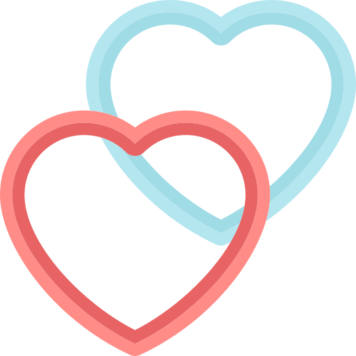 Rounded Heart Png Icon