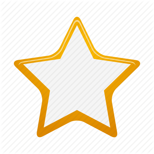 Bookmark, Empty, Favorite, Like, Rating, Star Icon