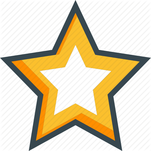 Bookmark, Empty, Favourite, Like, Rating, Star Icon
