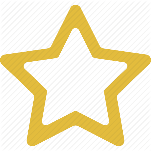Empty, Rating, Star Icon