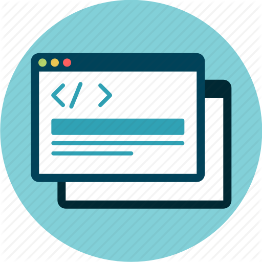Browser, Code, Development, Front End, Html, Markup Icon