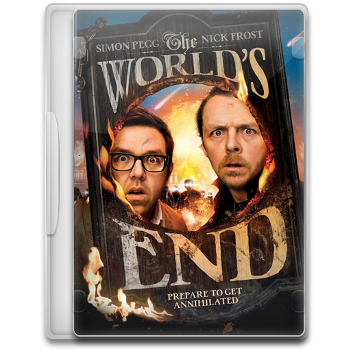 The Worlds End Icon Movie Mega Pack Iconset