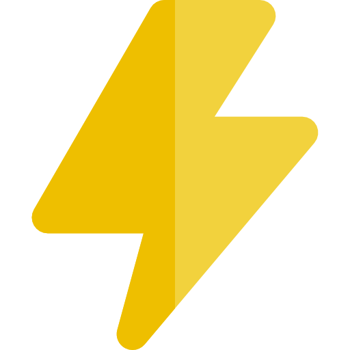 Bolt, Technology, Battery, Power, Energy Icon