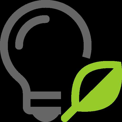Ecology, Energy, Light Bulb Icon Free Of Mini Icons
