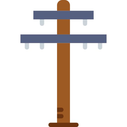 Electric Tower Energy Png Icon