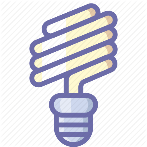Energy Saving, L Spiral Icon