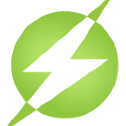 Cropped Energy Hero Icon