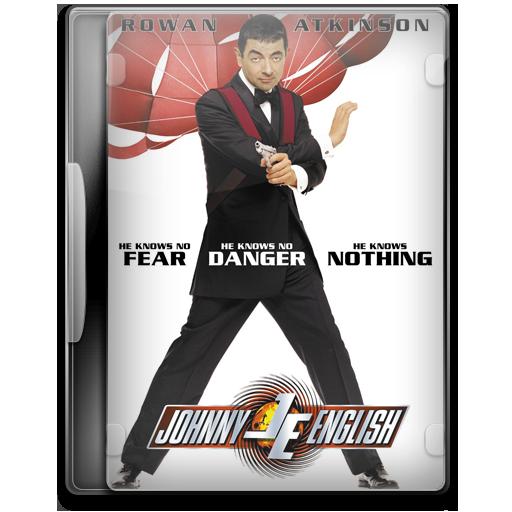 Johnny English Icon Movie Mega Pack Iconset