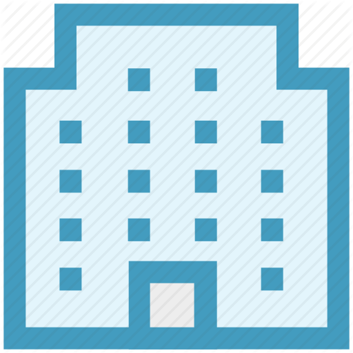 Building, Business, Enterprise, Estate, Office, Office Building Icon
