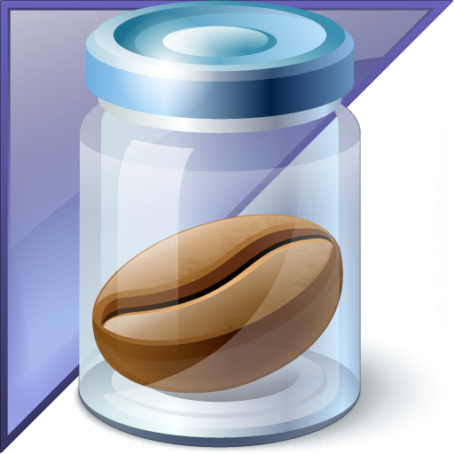 Iconexperience V Collection Jar Bean Enterprise Icon