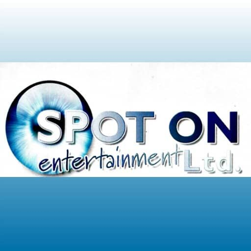 Spot On Entertainment Ltd Site Icon For Websites Book An Entertainer
