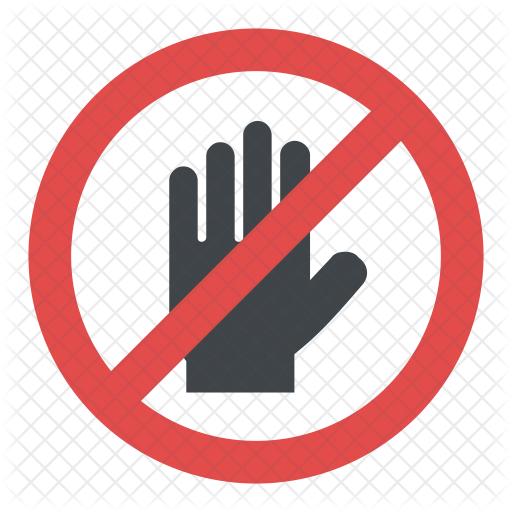 No Entry Sign Transparent Png Clipart Free Download