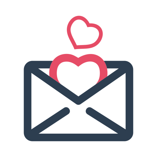 Envelope, Letter, Love Icon Free Of Valentines Day