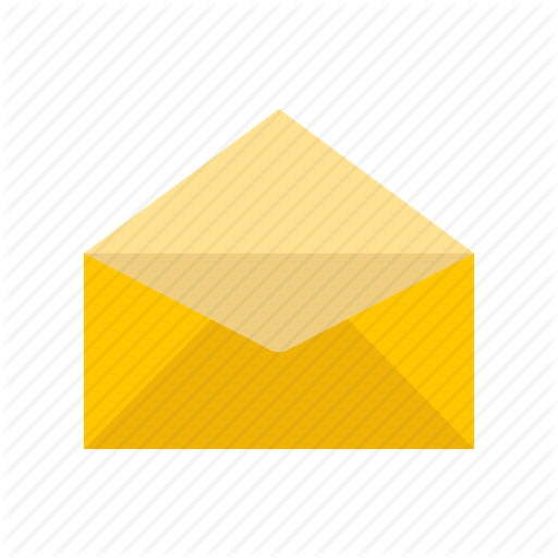 Envelope, Mail, Message, Open Envelope Icon